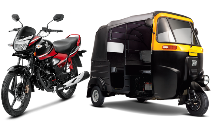 Bike And Auto Booking Services In Nashik