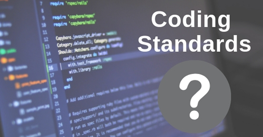 Coding Standards In Software Development