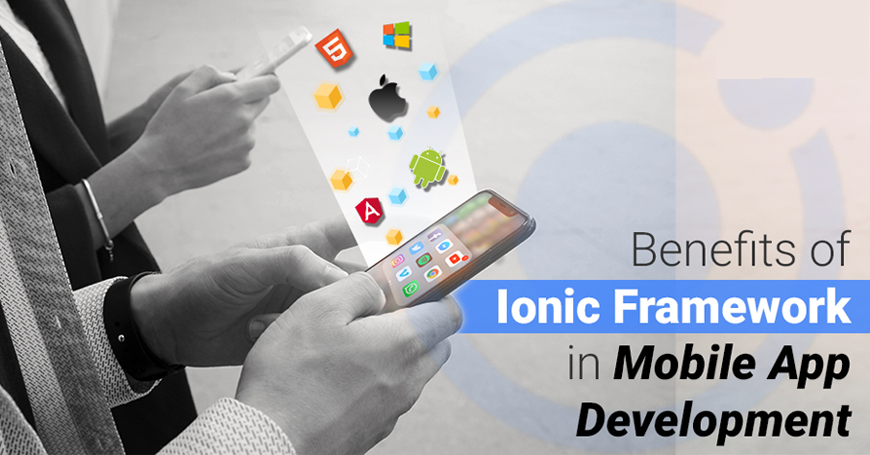 Mobile Application Development Using Ionic Framework