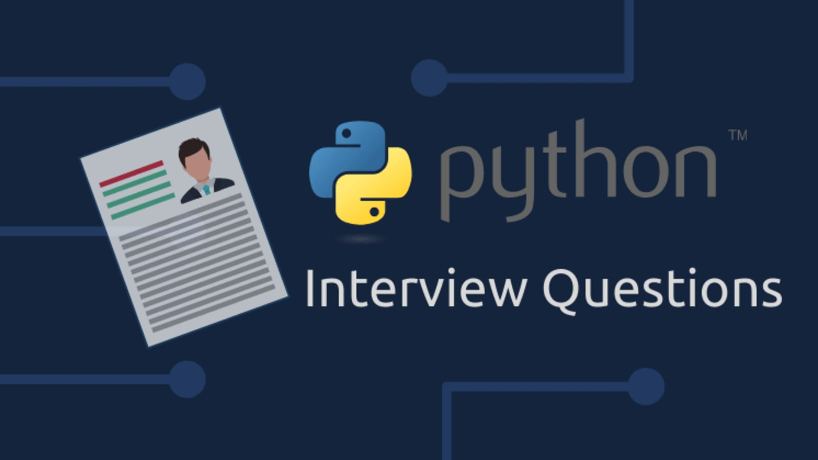 Python Interview Question And Answers For Beginners