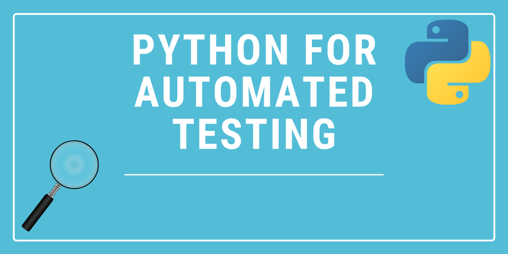 Automation Testing With Python